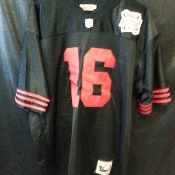 online store 361c9 3441f Joe Montana 49ers Jersey Mitchell & Ness